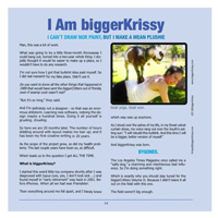 I Am biggerKrissy