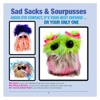 Sad Sacks & Sourpusses